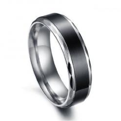 Titanium Stainless Steel Black Vintage Love Couple Wedding Bands Mens Ladies Ring for Engagement, Promise, Eternity Tungsten Love. $9.99. Width: 6mm for male; 4mm for female. Weight: 5g for male; 2g for female. List price is for one ring only. Purchase tw