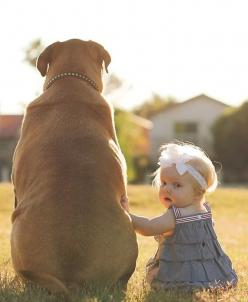 TOP 10 Heartwarming Photos Of Children With Their Pets: Animals, Best Friends, Dogs, Pet, Baby, Photo, Guard Dog, Kid