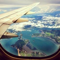 tumblr_msjnohg24G1qm1bdvo1_500: Adventure, Fly, Beautiful Places, View, Travel, Things, Airplane Window, Wanderlust
