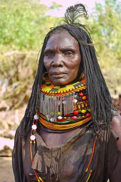 Turkana people, Kenia, Kenya, Tribes, stammen, Turkana people, Turkana lake by Rita Willaert: World Cultures, African People, Culture, Faces, Turkana People, Kenya, Turkana Woman, Beauty, Turkanawoman