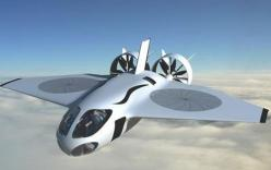 Vertical Takeoff Plane Design Flies Three Times Faster Than Helicopters: Takeoff Plane, Concept, Aircraft, Popular Science, Flying Machine, Design Flies, Vertical Takeoff