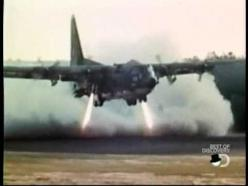 "Video--watch it!  I know the pilot on the incident aircraft.  Discovery Communications Content copyright.   Top secret Iran hostage rescue mission aircraft    YMC-130H were three modified Lockheed Hercules Aircraft for Top Secret ""Operation Credible S"