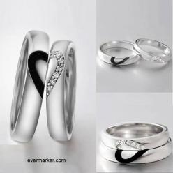 Wedding bands i want to get married: Stuff, Wedding Ideas, Weddings, Cute Ideas, Jewelry, Wedding Bands, Things, Wedding Rings