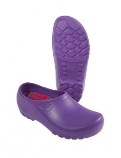 Women's Garden Clogs: Color Violenta, Gift Ideas, De Color, Garden Gear, Gardening Roses, Garden Clogs