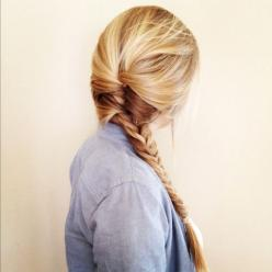 Wow! I wish my hair would look like this and I could actually do that haha :)): Hairstyles, Hair Styles, Makeup, Braids, Pink, Beauty, Hair Color