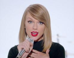 10 Makeup and Hair Tricks We Picked Up From Shaking It Off with Taylor Swift: Taylor Swift Hair Cut, Taylor Swift Hair Color, Taylor Swift Hair Colour, Taylor Swift Haircut, Taylor Swift Hairstyles, Aveda Haircuts, Taylor Swift Hair Bangs, Hairstyles For