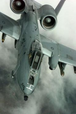 A-10 ThunderBolt II: A 10 Thunderbolt, Aviation, Air Force, Military Planes, A10, Aircraft, Thunderbolt Ii, A 10 Warthog