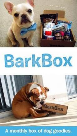 A box of high quality dog products for your pup, delivered to your door every month!: Doggie, Bowtie, Barkbox, By, Box, Birchbox, Dog Products, Monthly Box, Animal