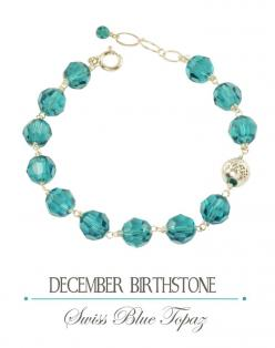 About December's Birthstone: Swiss Topaz is said to aid in difficult communication regarding disputes and inspire artistic expression. Swiss Topaz is the suggested gift for the 4th wedding anniversary    http://southpawonline.com/collections/view-all-