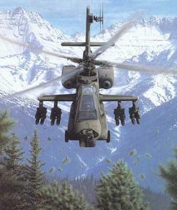 AH-64 Apache attack helicopter: Aircraft Military, Apache Rising, Ah 64 Apache Best, Apache Best Attack, Apache Helicopters