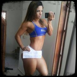 Aline Barreto: Selfie, Workout