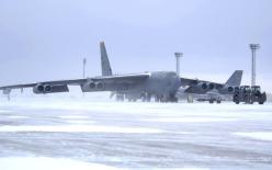 B-52H Stratofortress - All Weather Bomber: Airforce, B52, Military Aircraft, Air Force, Jets Planes Aircraft, Minot Afb, Buff, B 52 Stratofortress