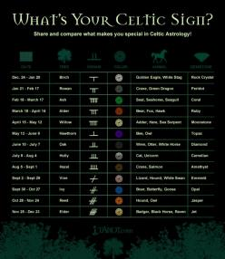 Celtic Astrology is one of the most powerful systems of astrology using nothing but NATURE! Take a peek to see what you are.  ~Moon Priestess: Celticsign, Stuff, Zodiac, Celtic Astrology, Irish, Things, Tattoo, Celtic Signs