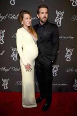 Click through for the best of Blake Lively's pregnancy style.: Ryan Reynolds, Angel Ball, Blake Lively, Maternity Style, Styles, Pregnancy Style, Photo, Ball 2014, Red Carpet Dresses