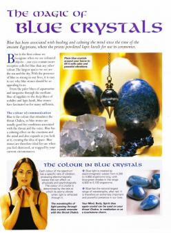 Crystals Stones:  MBSC #Crystals ~ The Magic of Blue Crystals.: Gemstones Birthstones, Crystals Gemstones Rocks, Crystals Bluecrystals, Healing Stones Crystals Herbs, Crystals Stones, Crystal Magick, Gemstones Crystals, Blue Crystals, Crystal Healing