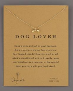 Dog Lover Bone-Pendant Necklace by Dogeared at Neiman Marcus. Nicely done. #dog #jewelry: Dogs, Dog Lovers, Gift Ideas, Bone Pendant Necklace, Jewelry, Necklaces, Neiman Marcus, Lover Bone Pendant, Animal