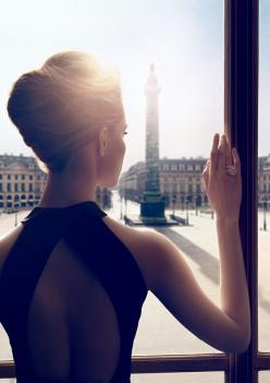 Dreaming of Paris Pinterest : staceyfrid ☯ ⚖ ☮: Paris, Fashion, Inspiration, Dresses, Hairstyle, Beauty, Open Back, Photography, French Twist