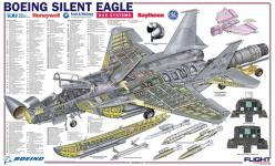 F15 Silent Eagle Cutaways - ED Forums: Aviation, F 15 Silent, Aircraft, Eagle Cutaway, F15, Boeing, Aircraft Cutaways, Eagles