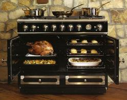 Farmhouse Kitchen: The Cornue, Kitchens, Ideas, Dreams, Dream House, Stoves, Ovens, Dream Oven