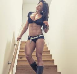 : Fitness Models, Fit Women, Sexy, Personal Trainer, Workout Routine, Cindy Landolt, Bodybuilding, Muscle, Fitness Motivation