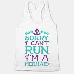 Forget about leg day and dive on in with this mermaid-themed design: