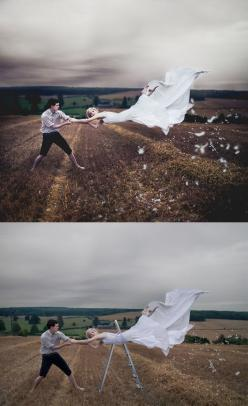 fstoppers dani diamond how to shoot pictures of people floating levitation3c1 710x1163 Secrets Of The Best Levitation Shots Shared: Fstoppers Dani, Photography Idea, Levitation Photography, 710X1163 Secrets, Floating Levitation3C1, Shoot Pictures, Levitat