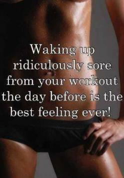 Gym - love that feeling!: Weight Loss, Quote, Fitness Inspiration, So True, Fitness Motivation, Health, Feelings, Workout