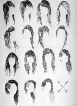 hardcore hairstyles! I kinda want to shave the side of my head.... But I don't have the courage to do it.: Hair Ideas, Hairstyles, Drawings, Hair Styles, Makeup, Hair Cut, Art, Beauty, Haircut