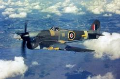 Hawker Typhoon. Toughest fighter-bomber on the planet. Probably better than the P-47 all around.: Fighter Planes, Aircraft, Airplanes Vintageairplanes, Vintageairplanes Redbaron, Airplanemodels Porcelainsigns, Aviation Warbirds, Airplane Signs