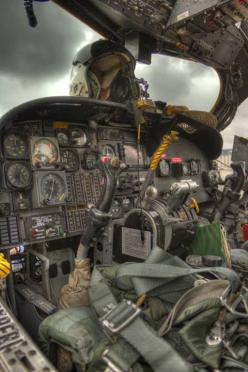 #HDR Cockpit of the iconic Huey helicopter: Iconic Huey, A 6 Cockpit, 480 720 Pixels, Huey Helicopterhard, Cloud, Chopper, Aircraft Cockpit, Huey Cockpit