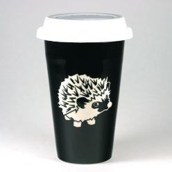Hedgehog Travel Mug: Find Awesome, Gifts Ideas, Gift Ideas, Travel Coffee Mugs, Hedgehog Travel, Christmas List, Coffee Travel Mugs, Hedgehog Stuff, Christmas Ideas