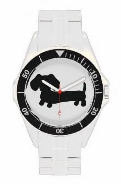 Hey Santa . . . !! Yes, please.......Stainless Steel Dachshund Watch – The Smoothe Store: Doxies Dogs, Steel Dachshund, Stainless Steel Watch, Children Dogs, Watch Dachshund, Wiener Dogs, Watches, Dachshund Watch