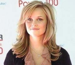 Hmm...  Haircuts always look cute on celebrities who have hairstylist who follow them around... Would this look as cute in real life?: Reese Witherspoon, Reese Hairstyle, Girly Things, Hair Bangs, Haircut, Hair Colour, Hair Color, Clothes Hair Styles, Fav