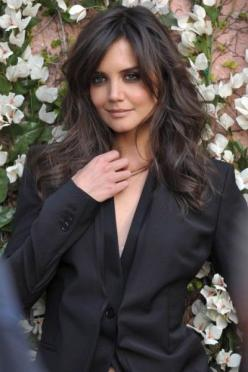 I hope my hair looks like this after my amazing hair stylist is done with me today...no pressure.: Katie Holmes, Hair Cut, Hairstyle, Hair Style, Haircut, Hair Color