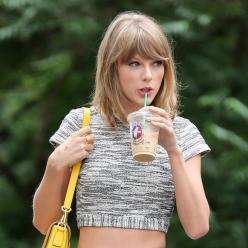 I Tried Taylor Swift's Diet and It Was a Joy @bradercn31 My first chapter. Rebecca Harrington is my, er, pseudonym.: Taylorswift, Joy, Taylor Swift Haircut, Swift S Diet, Taylor Swift Hair Bangs Short, Bangs Taylor Swift, I Tried, Taylor Swift Style Hairc