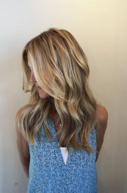 Length/style: Before And After Hair Cut, Dark Blonde Hair Color, Summer Color, Hairstyle, Hair Style, Before After Haircut, Hair Length