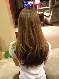 long layers @Alyssa Holmes: Idea, Long Hairstyles, Hair Styles, Hairstyles Makeup Other, Hair Cut, Fashion Hairstyles, Long Haircuts, Long Layered Haircuts