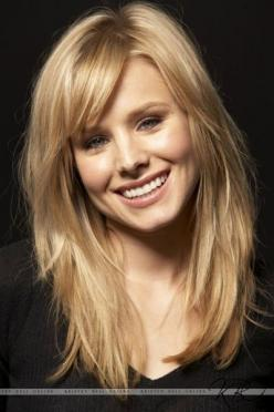 Long layers with side bangs great style for my hair length right now: Hair Ideas, Haircuts, Hairstyles, Medium Length, Hair Styles, Hair Cuts, Long Hair, Side Bangs