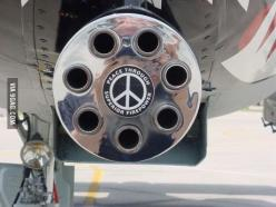 Looking into the barrels of an A10 Warthog: Guns, Superior Firepower, Stuff, Peace, Funny, Avenger, Photo, Military