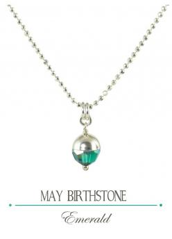 May Birthstone || Emerald http://southpawonline.com/collections/view-all-items/may-emerald: Shopify Merchant, Paw Studios, Full Time, South Paw, Gift Ideas, Community Board, Etsy Crafters, Merchant Community, Baby Stuff