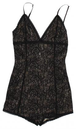 Midnight Hour Romper - RVCA: Hand, Gift, Intimate, Black Laces, Midnight Hour, Hour Romper, Sexy Midnight, Rvca Midnight