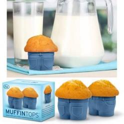 Muffin Tops!! LOL!!!: Muffins, Idea, Stuff, Muffin Tops, Food, Funny