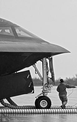 Northrop Grumman B-2 Spirit: Flying Wings, Warbird