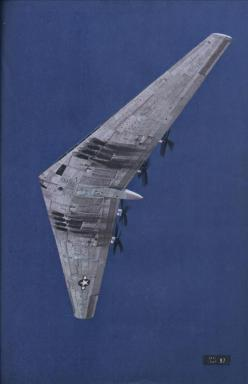 Northrop YB-35 flying wing strategic bomber.  Processor to the B-2 stealth bomber.: Wing Strategic, Stealth Bomber, Aircraft, Yb 35 Flying, B 2 Stealth, Strategic Bomber, Wing Jan