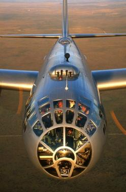 Not a very common view of a B29 Superfortress!: Flying Airplanes, Military Jet, B 29 Superfortress, Military Planes, B29 Superfortress, Aircraft, War Planes