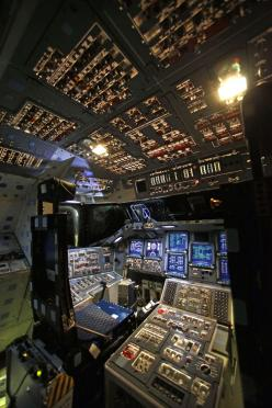 One Last Look At The Space Shuttle Endeavour's Cockpit Before It's Shut Down Forever: Shuttle Endeavour S, Final Frontier, Outer Space, Endeavour S Cockpit, Space Shuttle, Shuttle Endeavor
