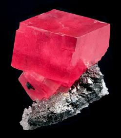 Rhodochrosite: Wearing or placing on or near the heart can calm the emotions and heal and balances yin and yang | #perspicacityparty #magicgeodes #rhodochrosite: Precious Stones, Crystals Rocks Gems Minerals, Rocks Stones Crystals Gems, Gems Stones Rocks