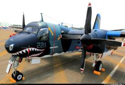 ROC Navy  Grumman S-2T Turbo Tracker (G-121): Roc Navy, Grumman Trackers, Aircraft, Tracker G 121, Aviation Warbirds