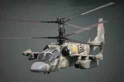 """Russia's Ka-52 """"Alligator"""" Scout / Attack Co-axial Helicopter.: Scout Attack Helicopter, Military Aircraft, Air Choppers, Aircraft Helicopters, Alligator, Combat Helicopters, Military Helicopters, Aircrafts Warships"""
