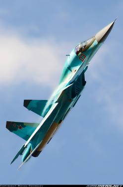 SU-34 — this is a great shot of this beautiful deadly, flying, killing machine.: Airplanes Jets Helicopters, Aerospace, Military Aircraft, Russian Aircrafts, Aeropuertos Aviones, Fighter Jets